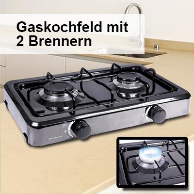 neu gaskocher 2 flammig campingkocher gasherd camping outdoor gas kocher platten ebay. Black Bedroom Furniture Sets. Home Design Ideas