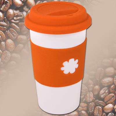 coffee to go becher porzellan warmhaltebecher thermobecher kaffeebecher tasse ebay. Black Bedroom Furniture Sets. Home Design Ideas