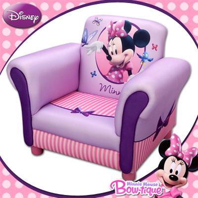 disney minnie mouse kindersessel sessel m bel kinder sofa kindersofa kindercouch ebay. Black Bedroom Furniture Sets. Home Design Ideas