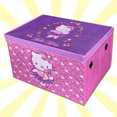 spielzeugkiste kinder spielzeugbox mit deckel spielzeugtruhe aufbewahrungsbox ebay. Black Bedroom Furniture Sets. Home Design Ideas