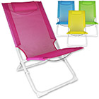 Strandstuhl mit Farbauswahl