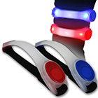 Sicherheits LED Armband mit Farbauswahl
