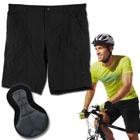 Fahrradshorts Herren mit Größenauswahl