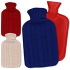 Wärmflasche 2L mit Farbauswahl