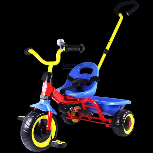 Dreirad Mit Lenkstange Dreirad-mit-lenkstange-und