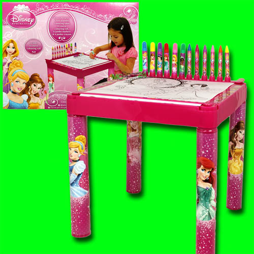 disney princess kindermaltisch kinder maltisch tisch. Black Bedroom Furniture Sets. Home Design Ideas