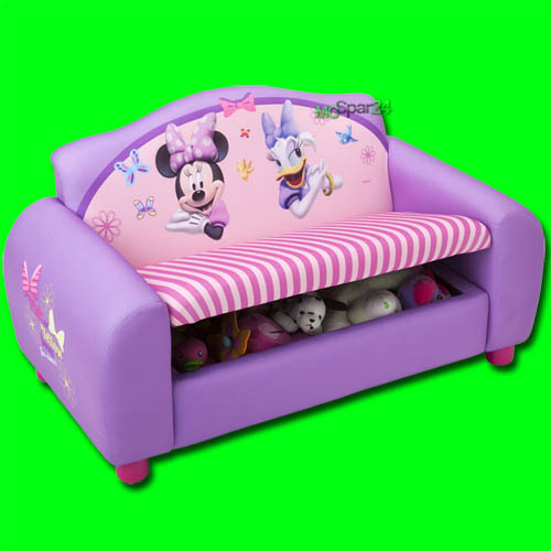 kindersofa disney minnie mouse m bel kinder sofa. Black Bedroom Furniture Sets. Home Design Ideas