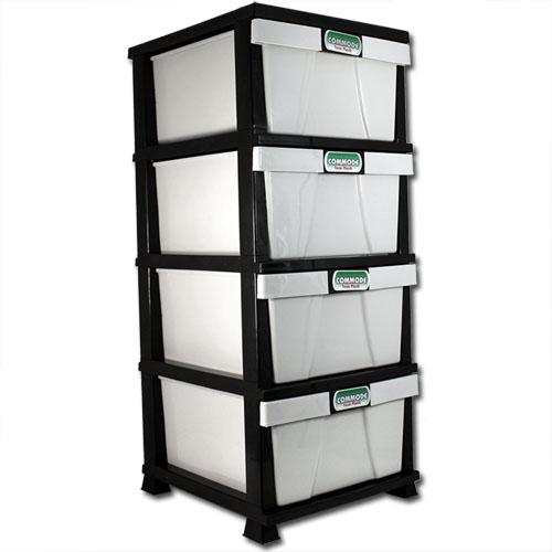 praktisches regal f r haushalt b ro keller werkstatt oder garage 4 b den mit je 25kg in. Black Bedroom Furniture Sets. Home Design Ideas