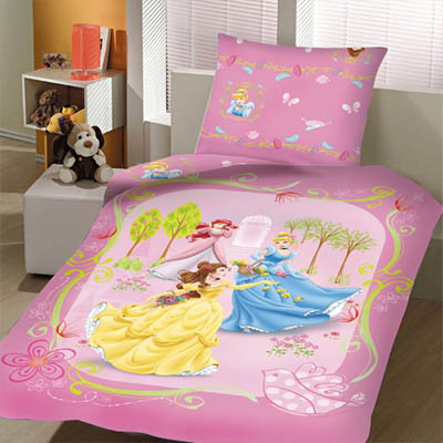 disney princess bettw sche bettbezug kinder bettw sche kinder kinderbett bett ebay. Black Bedroom Furniture Sets. Home Design Ideas