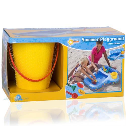 Sandkasten sandspielzeug planschbecken strand spielzeug ebay