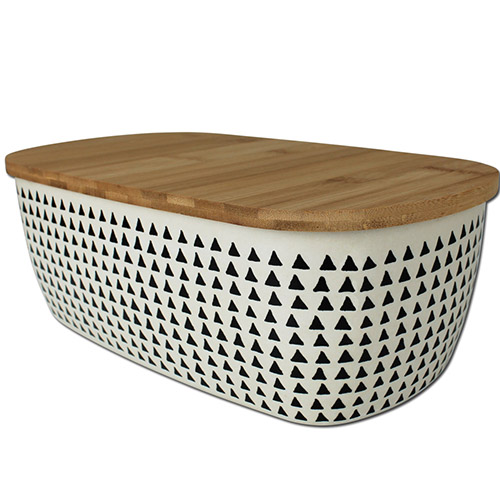 bambus brotdose brotkasten brotbeh lter brotbox brot. Black Bedroom Furniture Sets. Home Design Ideas