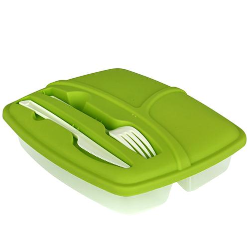 Lunchbox Snackbox Brotdose Besteck Salatdose Mikrowellengeschirr ... | {Mikrowellengeschirr 83}