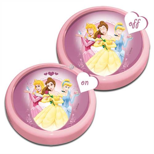 Disney princess nachtlicht kinderzimmer kinderzimmerlampe for Disney kinderzimmer
