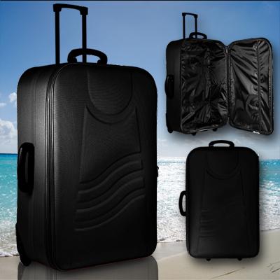 reise koffer trolley tasche reisekoffer reisetrolley reisetasche 90 liter neu ebay. Black Bedroom Furniture Sets. Home Design Ideas