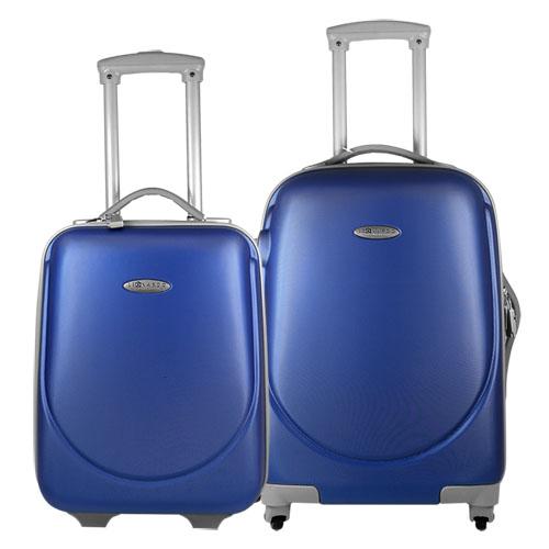2tlg trolley set koffer handgep ck bordgep ck reisekoffer boardcase hartschale. Black Bedroom Furniture Sets. Home Design Ideas