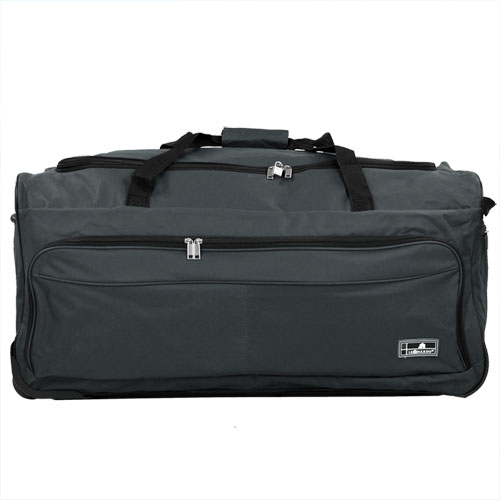 xxl trolleytasche reisetasche sporttasche reise trolley tasche koffer travel bag ebay. Black Bedroom Furniture Sets. Home Design Ideas