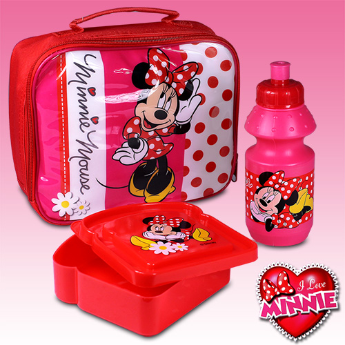 kindergartentasche brotdose kinder tasche lunchbox trinkflasche disney neu ovp ebay. Black Bedroom Furniture Sets. Home Design Ideas