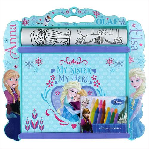 Disney Reise Kindermaltisch Kinder Maltisch Malset Frozen Princess ...