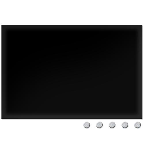 magnettafel tafel memoboard wandtafel glasboard board memo magnete glas 40x60cm ebay. Black Bedroom Furniture Sets. Home Design Ideas