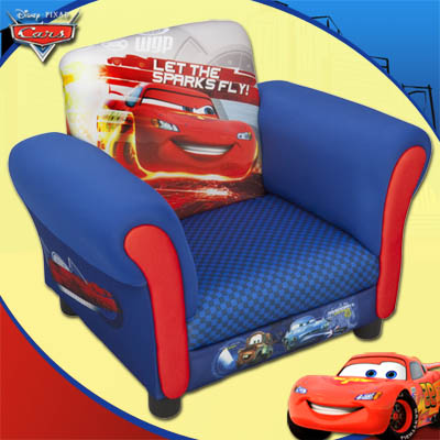 disney cars kindersessel sessel m bel kinder sofa kindersofa kindercouch couch ebay. Black Bedroom Furniture Sets. Home Design Ideas