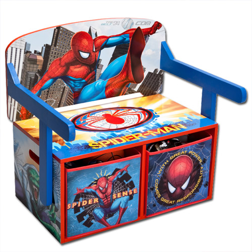 spider man kinder tisch stuhl kindertisch bank kinderbank kindersitzbank holz ebay. Black Bedroom Furniture Sets. Home Design Ideas