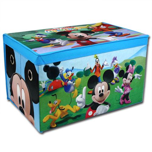 Disney Kinder Truhe Spielzeugkiste Spielzeugtruhe Spielzeugbox Aufbewahrungsbox