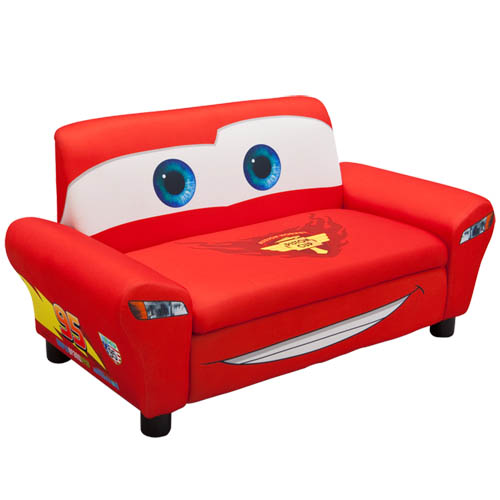 kindersofa disney m bel kinder sofa spielzeugkiste couch kindercouch toybox box ebay. Black Bedroom Furniture Sets. Home Design Ideas