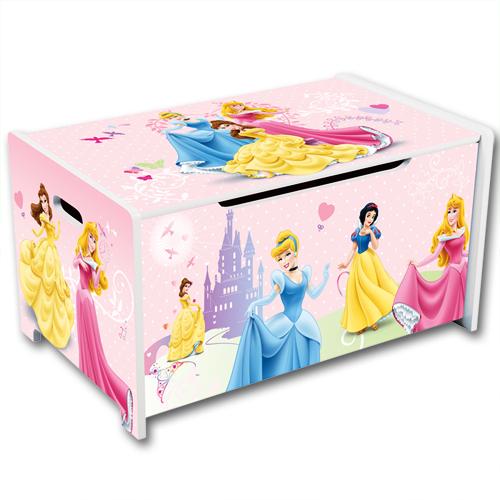 Spielzeugtruhe disney kinder truhe sitzbank box bank