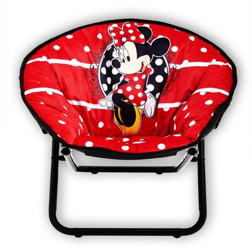 Disney Faltsessel Sessel Stuhl Klappstuhl Kinder Kinderstuhl Kindermöbel Rund