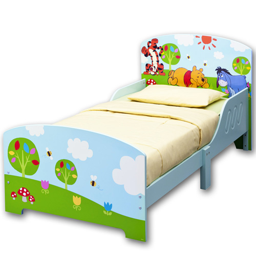 disney holz kinderbett kinder bett kinderm bel jugendbett minnie cars 140x70 neu ebay. Black Bedroom Furniture Sets. Home Design Ideas