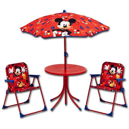 disney campingstuhl tisch sitzgruppe sonnenschirm kinder gartenstuhl stuhl m bel ebay. Black Bedroom Furniture Sets. Home Design Ideas