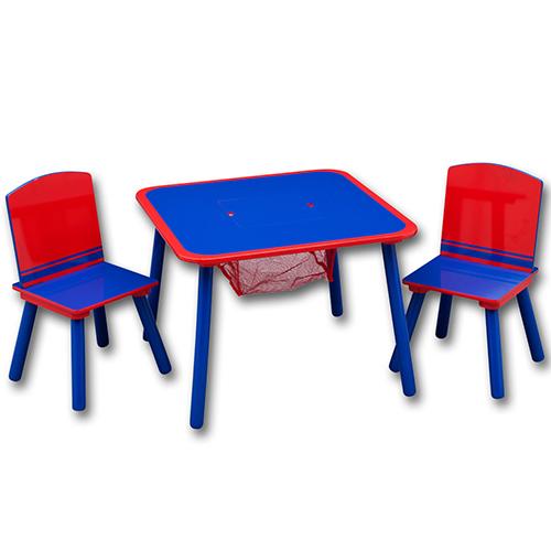 Kindersitzgruppe ablagefach kinderzimmer kinder tisch for Kinderzimmer tisch