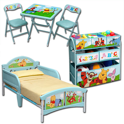 disney kinderm bel set kinder bett aufbewahrungsregal sitzgruppe stuhl tisch neu ebay. Black Bedroom Furniture Sets. Home Design Ideas