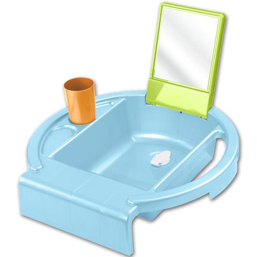 rotho kiddy wash kinderwaschbecken waschschale waschbecken kinder becken neu. Black Bedroom Furniture Sets. Home Design Ideas