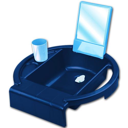rotho kiddy wash kinderwaschbecken waschschale waschbecken kinder becken neu ebay. Black Bedroom Furniture Sets. Home Design Ideas