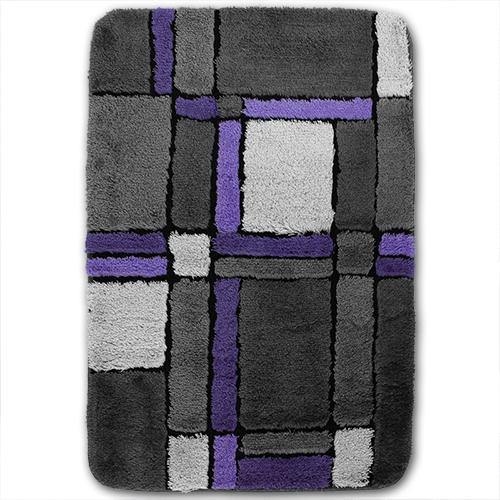florteppich badteppich duschmatte matte bad teppich. Black Bedroom Furniture Sets. Home Design Ideas
