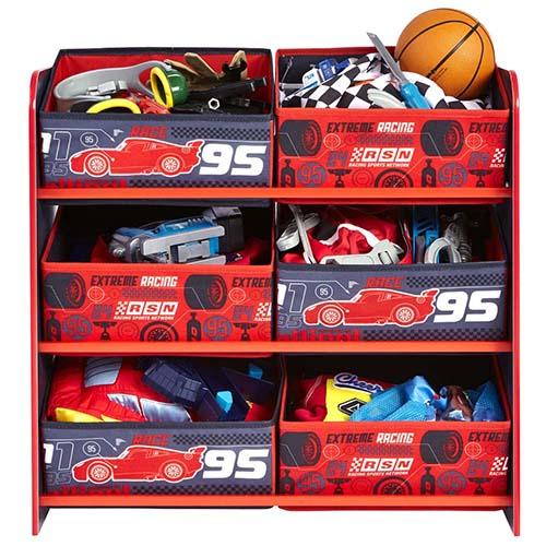 Kindermöbel regal  Disney Kinderregal Regal Aufbewahrung Spielzeugkiste Spielzeugbox ...