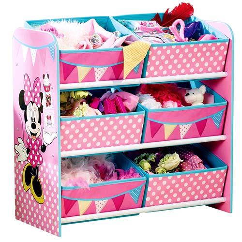 disney kinderregal regal aufbewahrung spielzeugkiste spielzeugbox kinderm bel ebay. Black Bedroom Furniture Sets. Home Design Ideas