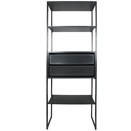 wandregal metall regal b roregal metallregal kellerregal. Black Bedroom Furniture Sets. Home Design Ideas