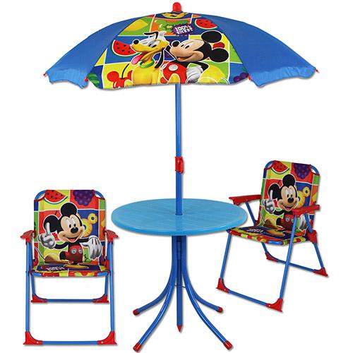 disney sitzgruppe campingstuhl sonnenschirm tisch stuhl kinder gartenstuhl m bel ebay. Black Bedroom Furniture Sets. Home Design Ideas