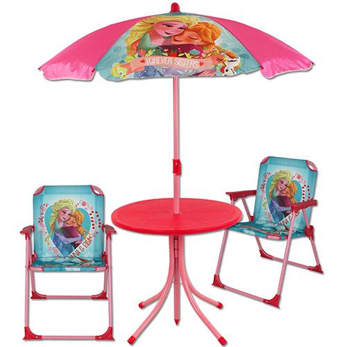 disney sitzgruppe campingstuhl sonnenschirm tisch stuhl. Black Bedroom Furniture Sets. Home Design Ideas