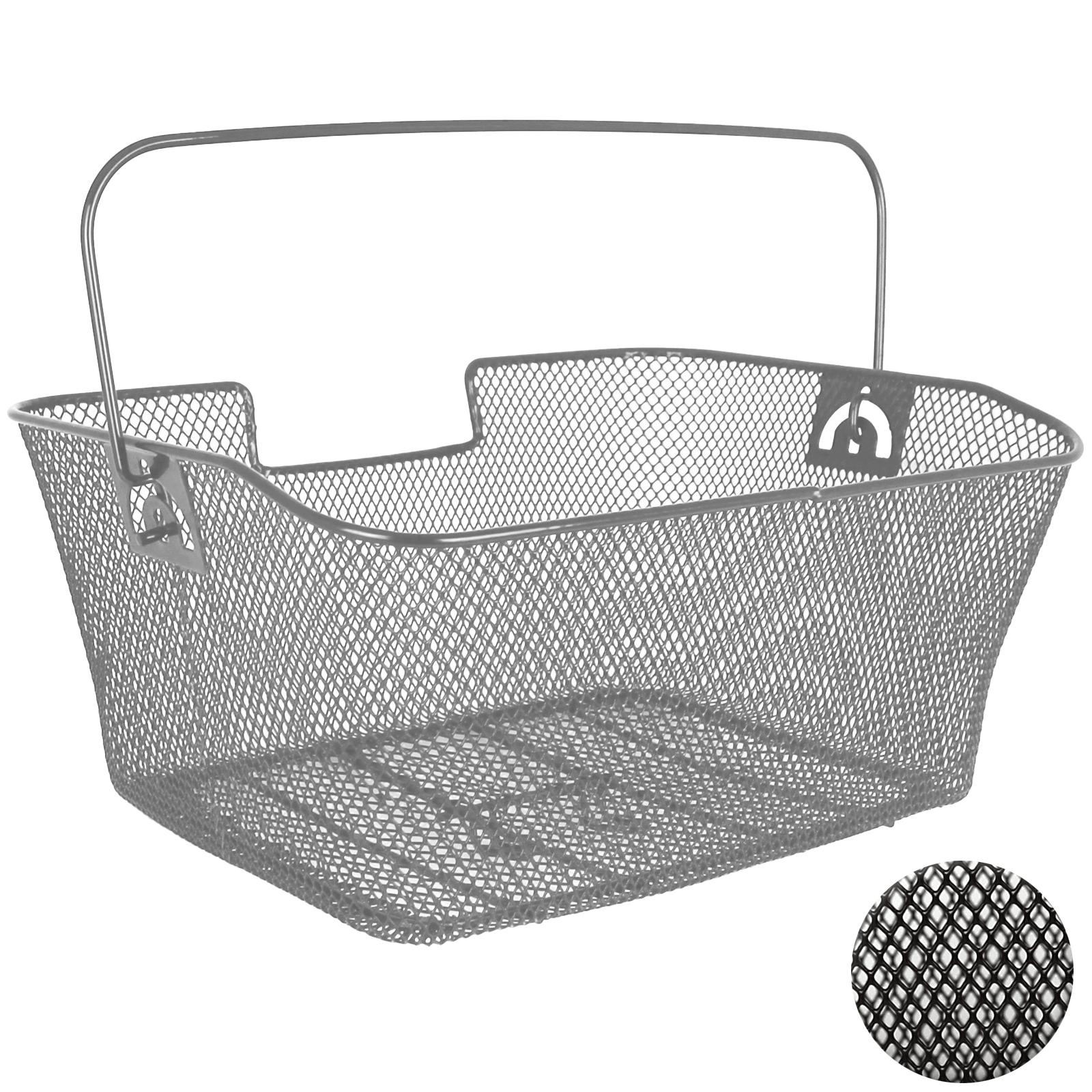 gep cktr gerkorb fahrradkorb hinterradkorb gep cktr ger hinten fahrrad korb neu ebay. Black Bedroom Furniture Sets. Home Design Ideas