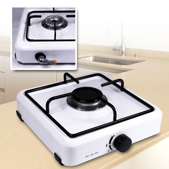 neu gaskocher 1 flammig campingkocher gasherd camping outdoor gas kocher platte ebay. Black Bedroom Furniture Sets. Home Design Ideas