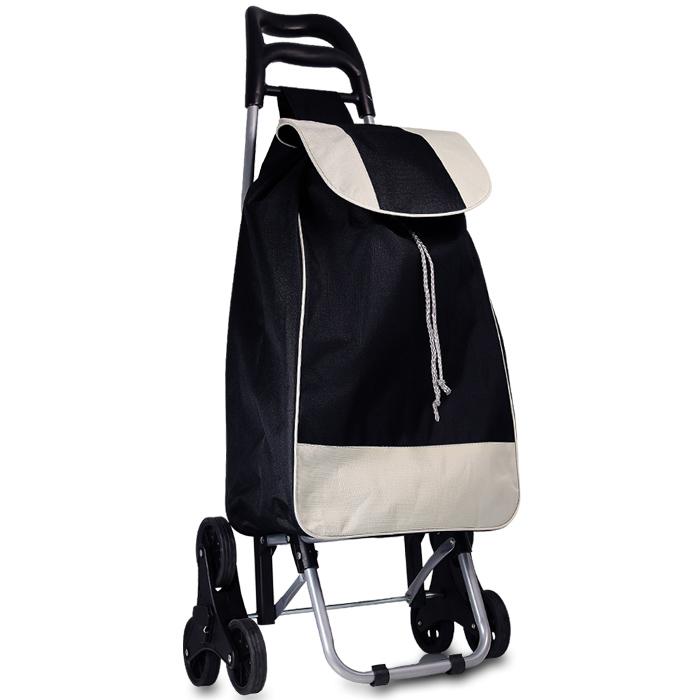 einkaufswagen einkaufstrolley einkaufsroller trolley mit. Black Bedroom Furniture Sets. Home Design Ideas