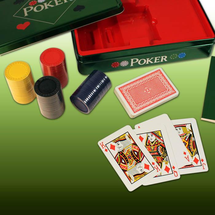 spielanleitung poker kartenspiel