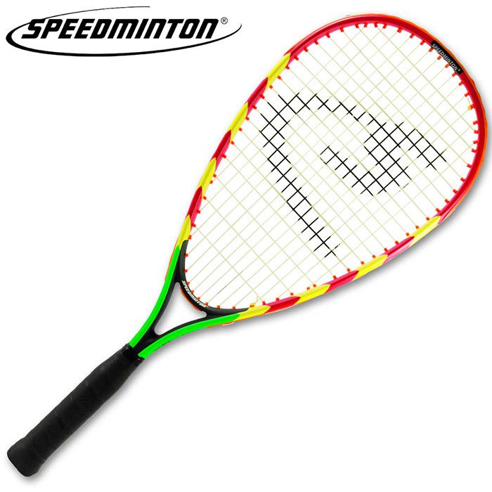 speedminton s600 set badminton schl ger federball b lle. Black Bedroom Furniture Sets. Home Design Ideas