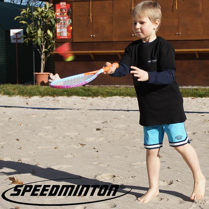 speedminton s junior set speed badminton schl ger. Black Bedroom Furniture Sets. Home Design Ideas