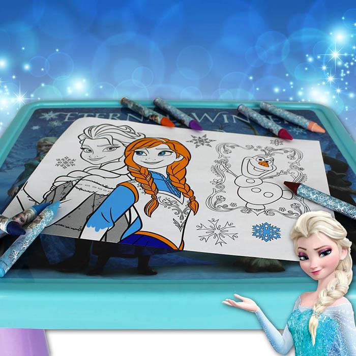 Disney frozen eisk nigin tisch stuhl set sitzgruppe malset - Eiskonigin mobel ...
