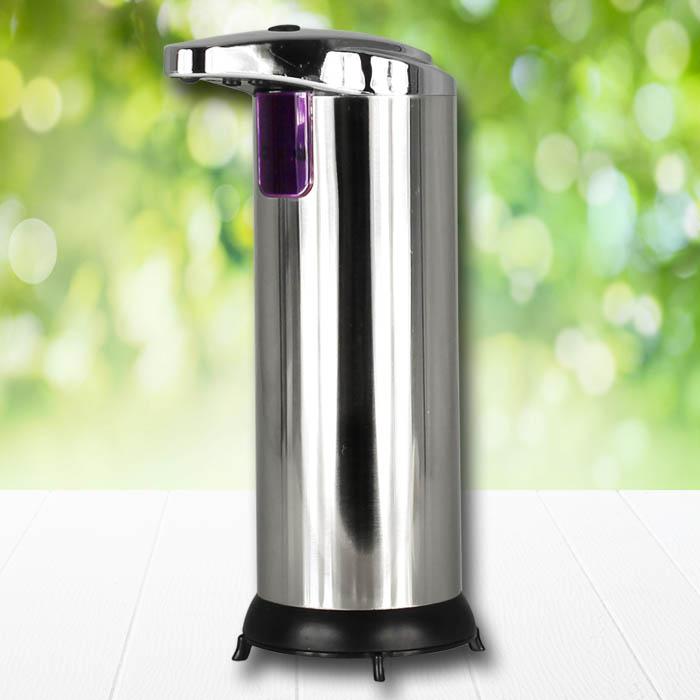 seifenspender sensor infrarot automatik spender elektrisch. Black Bedroom Furniture Sets. Home Design Ideas