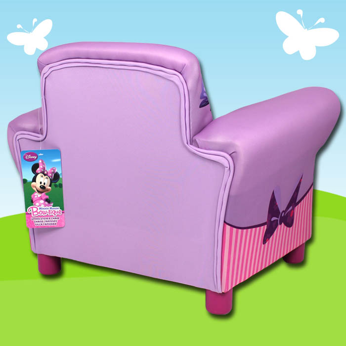 kindersessel disney minnie mouse sessel m bel kinder sofa kindersofa kindercouch ebay. Black Bedroom Furniture Sets. Home Design Ideas